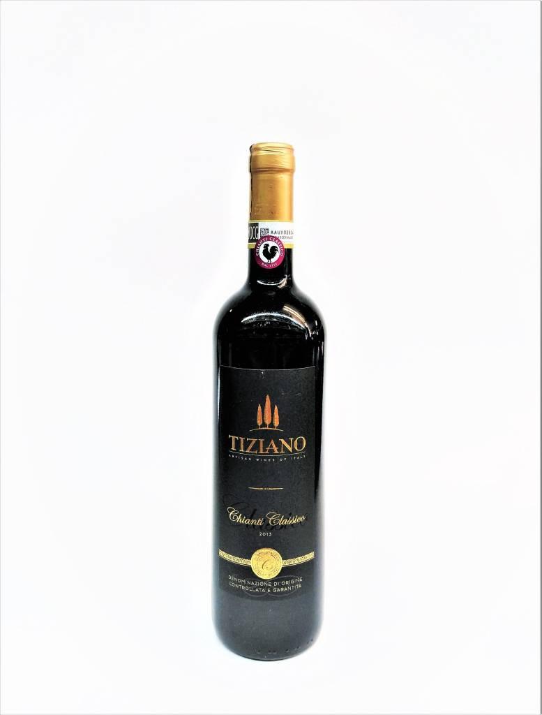 Tiziano 2013 Chianti Classico ABV: 13.5% 750 mL
