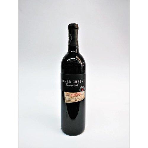 Silver Creek Vineyard 2016 Cabernet Sauvignon ABV: 13% 750 mL