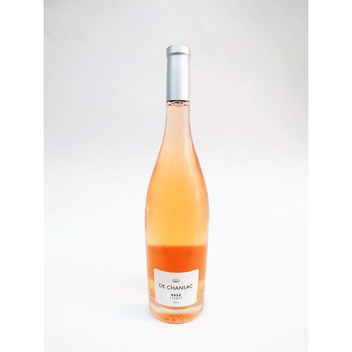 De Chansac 2016 Rosé ABV: 12% 750 mL