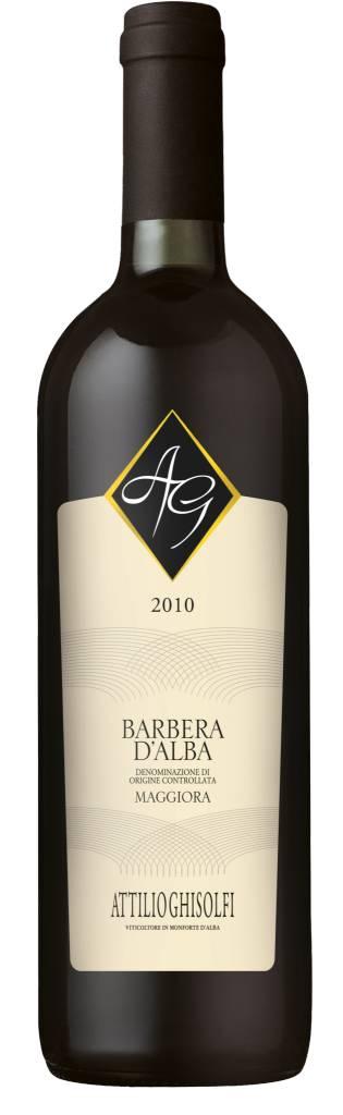 Attilio Ghisolfi 2013 Barbera d'Alba ABV: 14% 750 mL