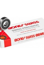 BONES BONES® SWISS SKATEBOARD BEARINGS 8 PACK