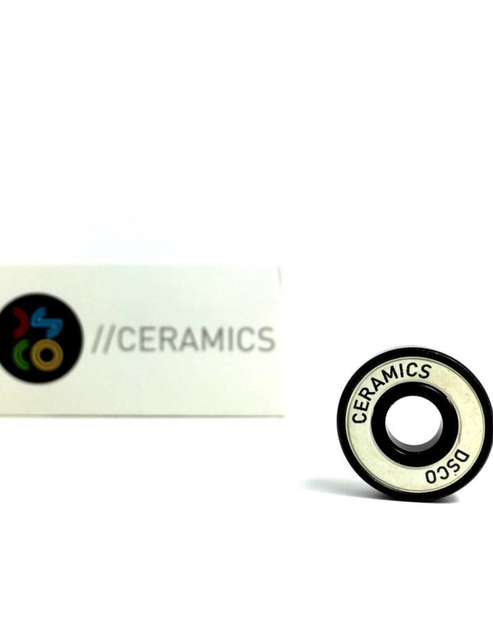 DSCO Bearings DSCO BEARINGS CERAMICS