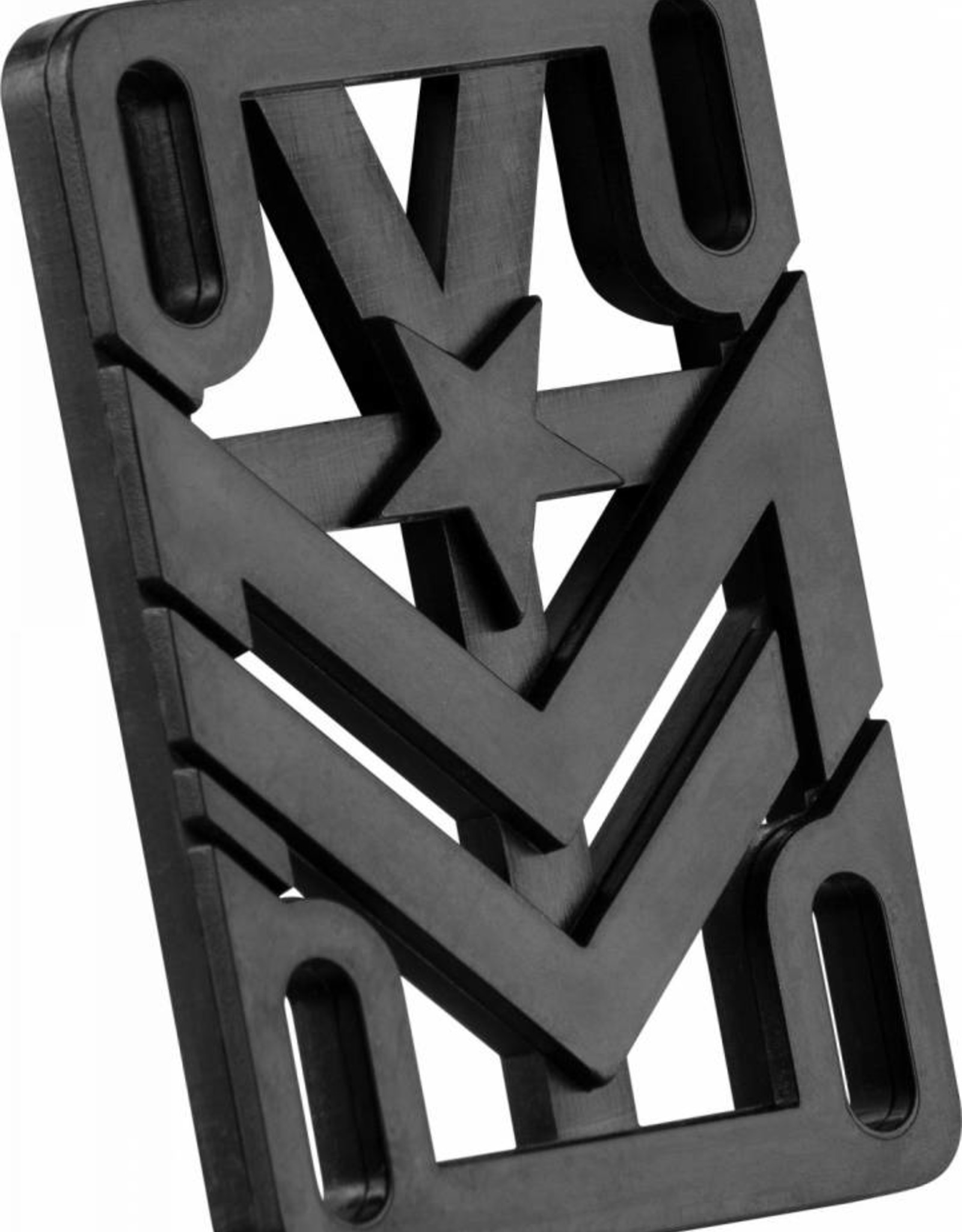"""Mini Logo MINI LOGO .10"""" RUBBER RISER (2 PACK)"""