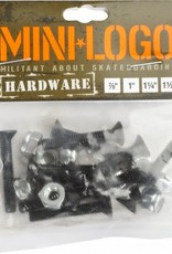 Mini Logo MINI LOGO Truck bolts and nuts