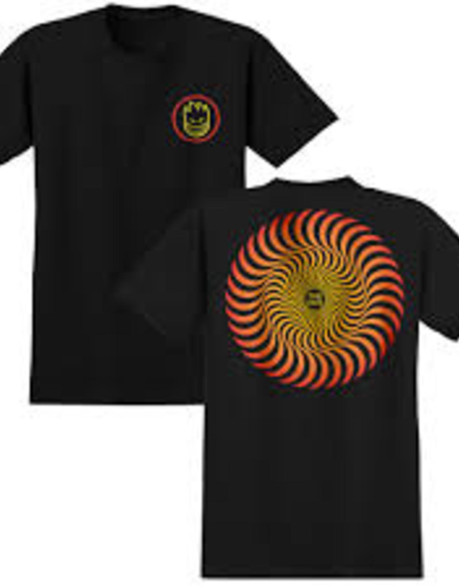 Spitfire Wheels SF Youth Tee Classic Swirl Fade