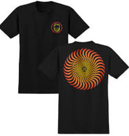 Spitfire Wheels SF Youth Tee Classic Swirl Fade