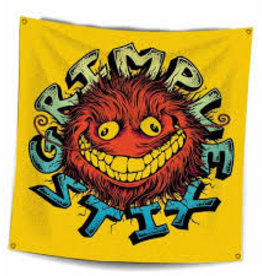Anti Hero Skateboard Grimple Stix Banner