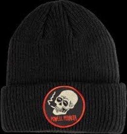Powell Peralta Powell Peralta Beanie Smoking Skull Black