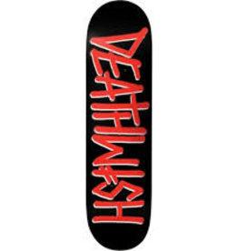 Deathwish Skateboards Deathwish Deck- Team OG Deathspray Red 8.475