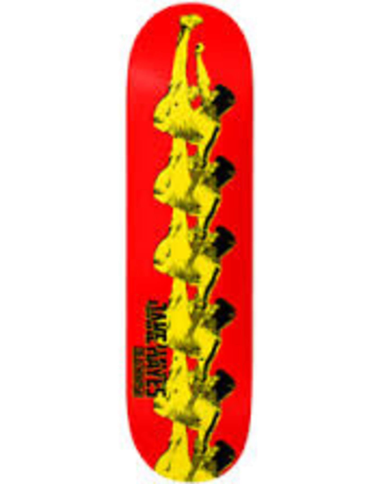 Deathwish Skateboards Deathwish Deck- Jake Hayes Like Water 8.5