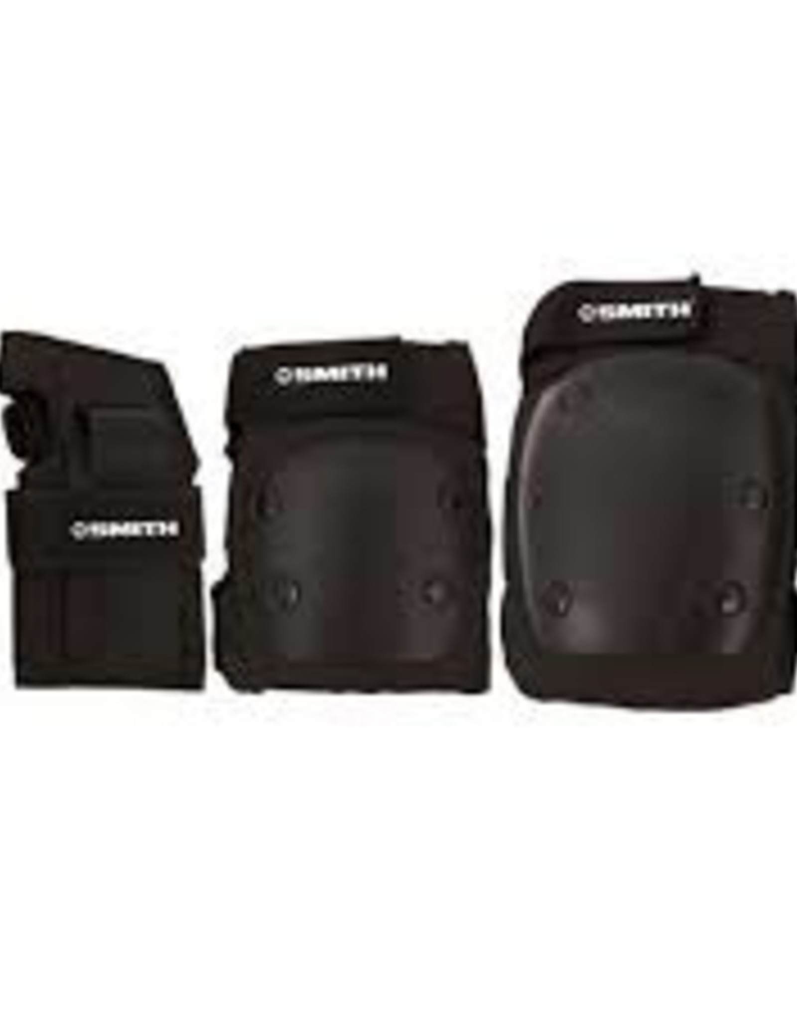 SMITH Smith Tri Pack Protective Pads (Youth) Black