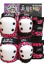 187 Six Pack Junior Pink