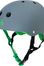 Triple 8 Skate Helmet SS Carbon Rubber Small