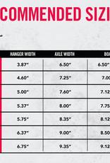 ACE TRUCKS ACE SKATEBOARD TRUCKS RAW POLISH 33, 44, 55 & 66