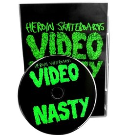HEROIN SKATEBOARDS HEROIN - Video Nasty DVD