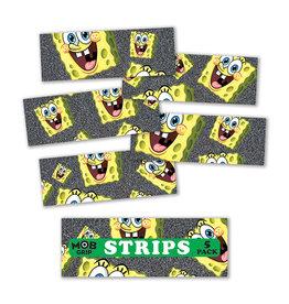 MOB GRIP TAPE Sponge Bob GRIP STRIPS 5PK 9 X 3.25