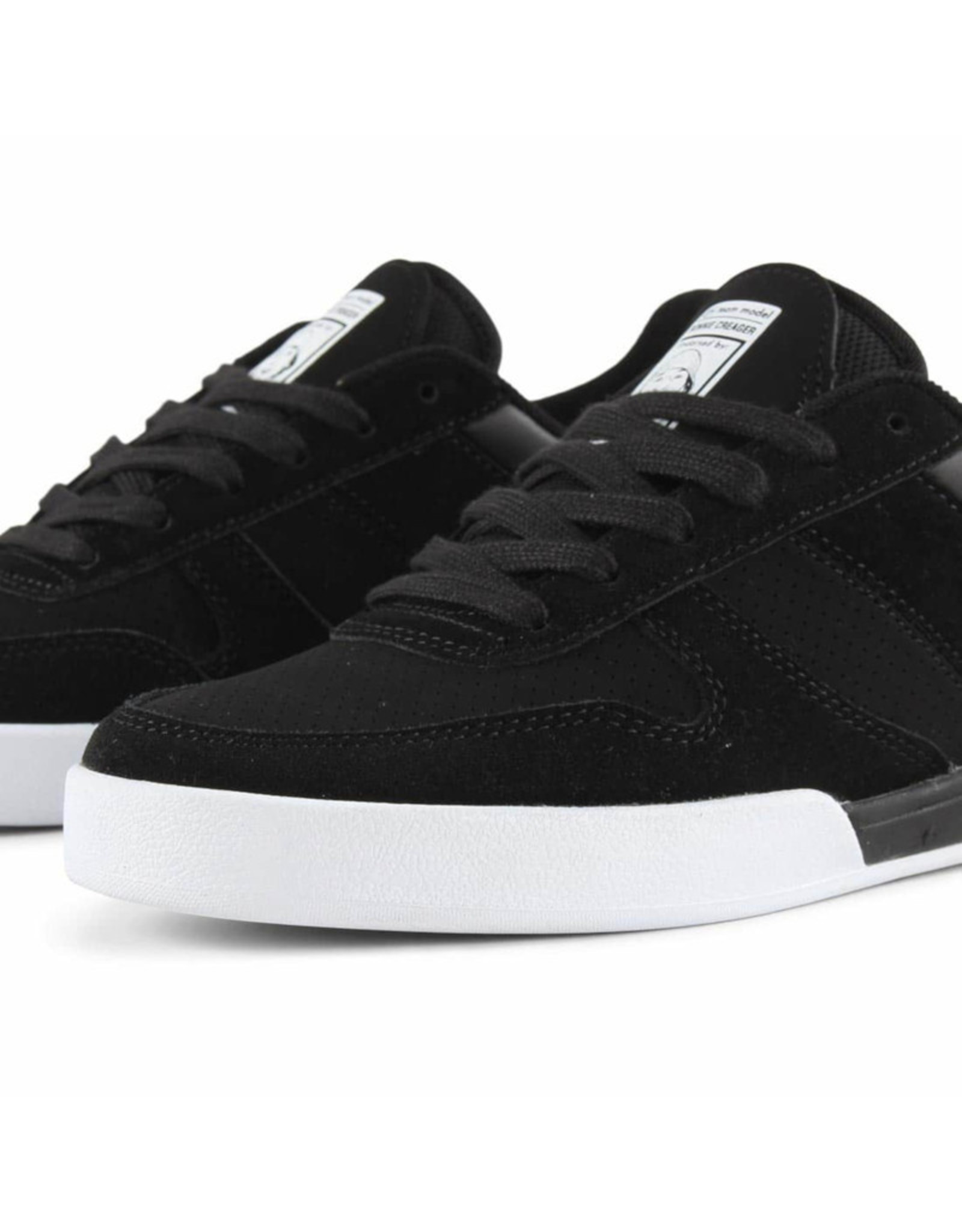 eS Shoes eS Contract Ronnie Creager Shoes (Black)