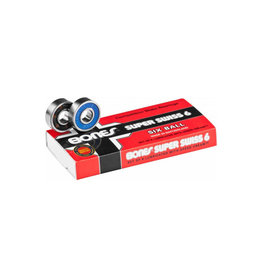BONES Bones Bearings Super Swiss 6-Ball 8 Pack
