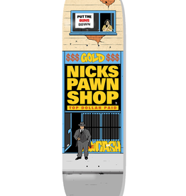 FSC FSC NICK SHOP BOARD
