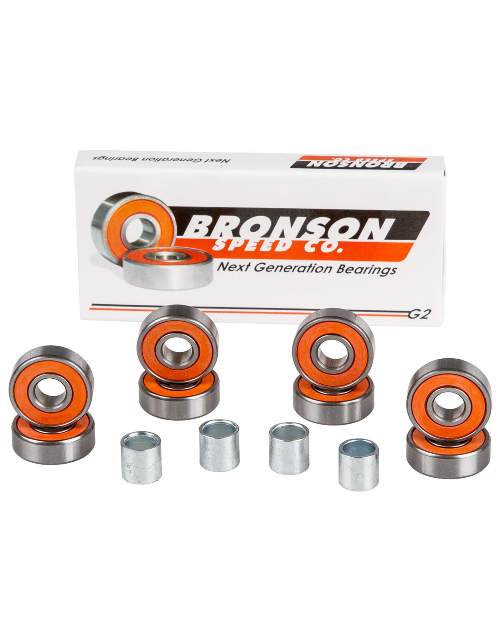 BRONSON SPEED CO. BRONSON G2 Bearings 8pk