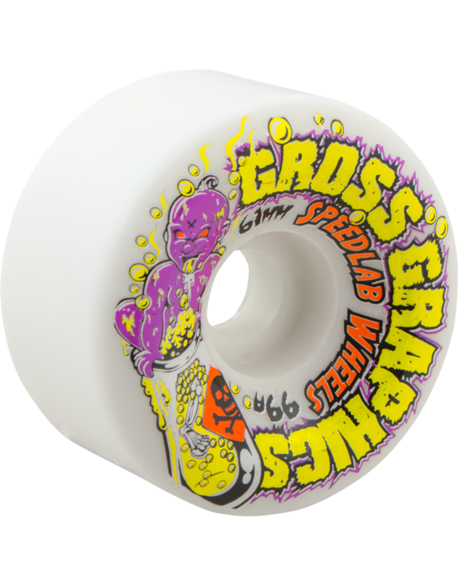 Speedlab Wheels SPEEDLAB ARTIST SERIES GROSS GRAPHICS 61MM 99A