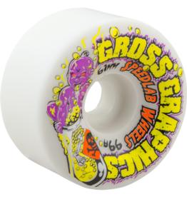 Speedlab Wheels SPEEDLAB ARTIST SERIES GROSS GRAPHICS 61MM 99A
