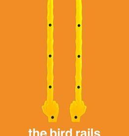Enjoi Enjoi The Bird Yellow Skate Rails