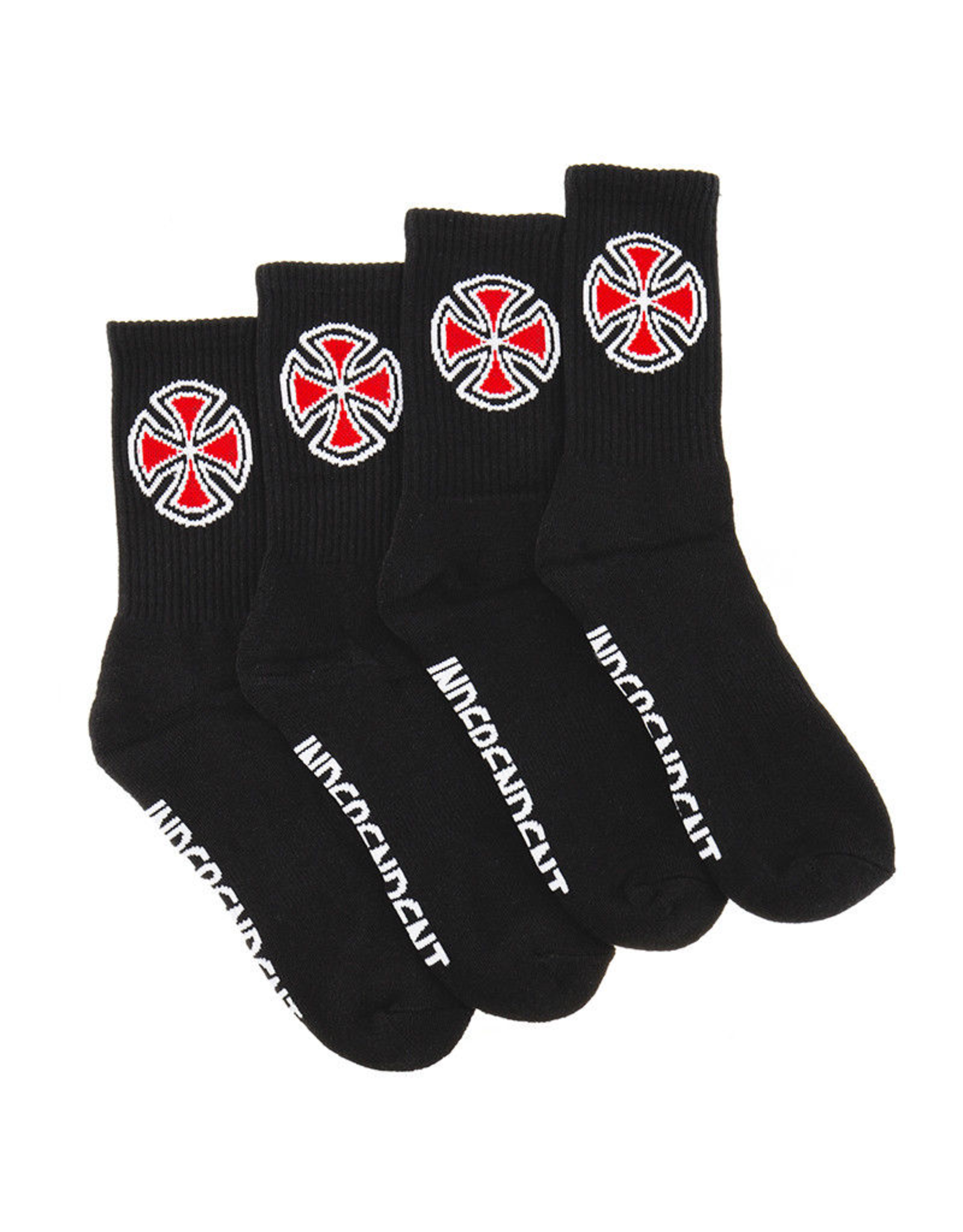 Independent Trucks INDEPENDENT OG CROSS SOCK 4 PR