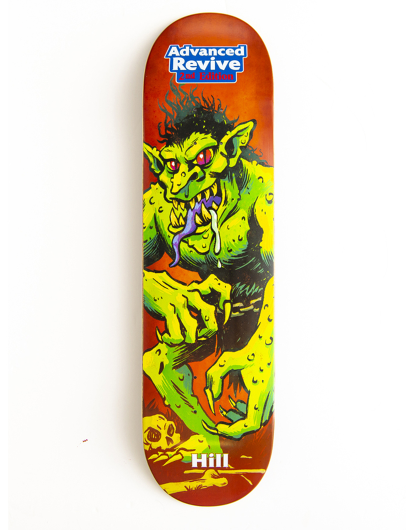 REVIVE Revive  Hill Troll - Deck