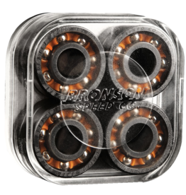 BRONSON SPEED CO. BRONSON RAW Next Gen Bearings