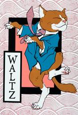 WALTZ SKATEBOARDING WALTZ The Dancer Single Kick