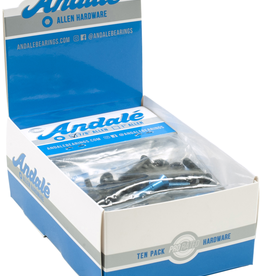 "ANDALE BEARINGS ANDALE 7/8"" BLUE ALLEN HARDWARE"
