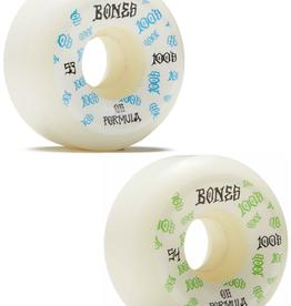 BONES Bones Wheels 100's Formula V5