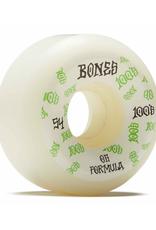 BONES Bones Wheels 100's Formula V5 4PK