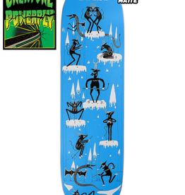 """Creature FREE FOR ALL 8.5"""" DECK"""