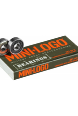 Mini Logo MINI LOGO BEARINGS (8 PACK)