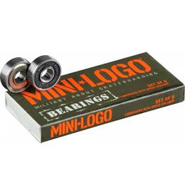 Mini Logo MINI LOGO BEARINGS (8 PACK)