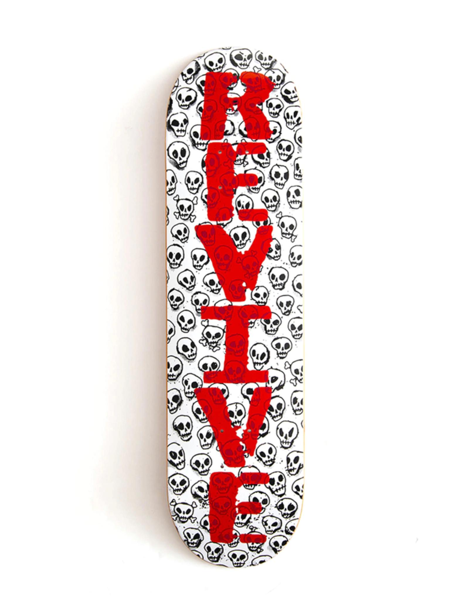 REVIVE Revive - 123 Sculls - Deck