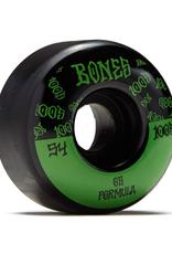 BONES Bones Wheels - 100's Formula - V4 - 4PK
