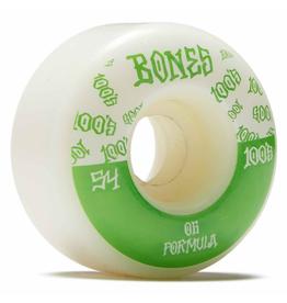 BONES Bones Wheels - 100's Formula - V4