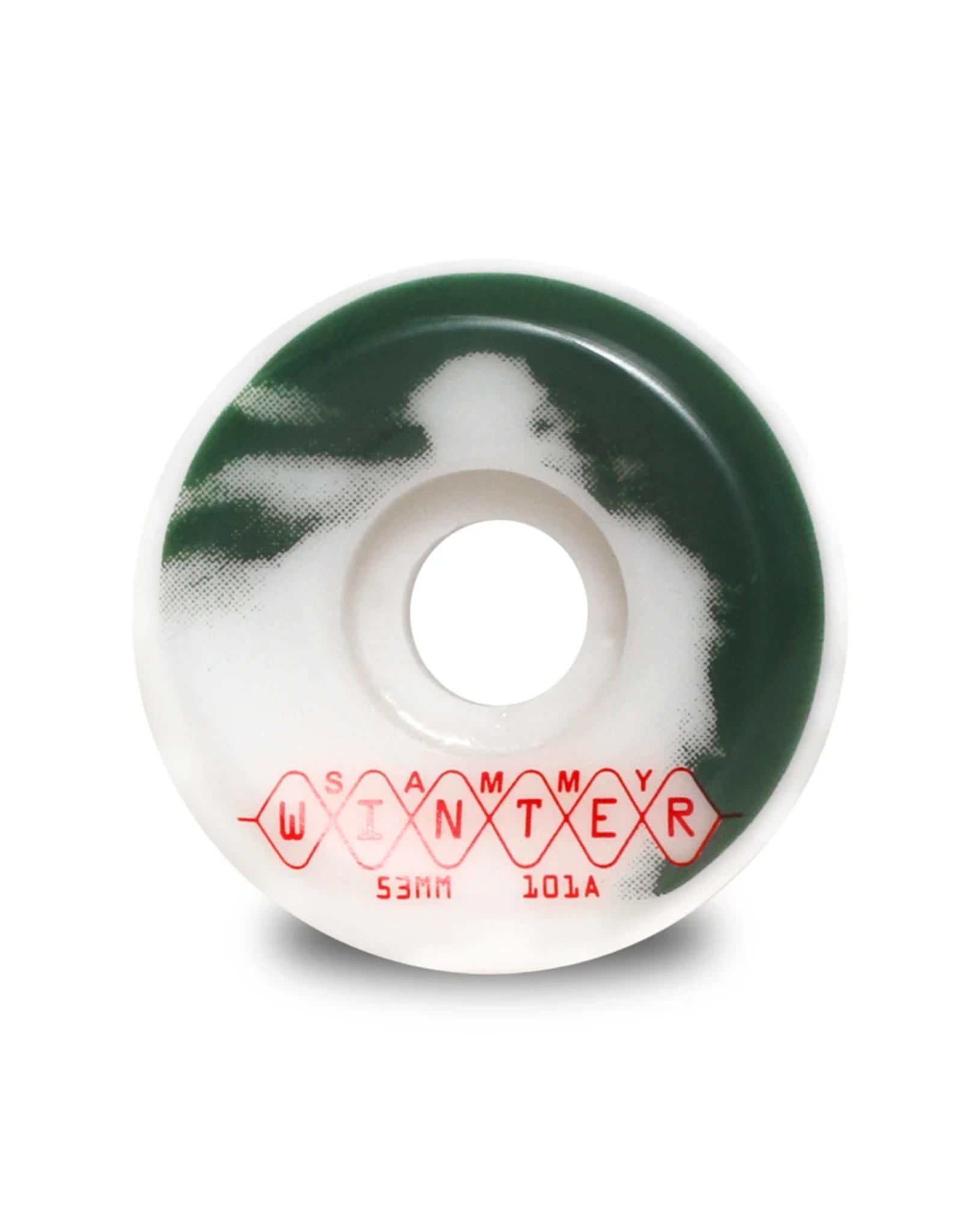 Wayward Wheels Wayward - Funnel Cut 101a - Sammy Winter PRO 53mm