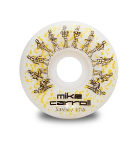 Wayward Wheels Wayward - Funnel Cut - Mike Carroll PRO 53mm