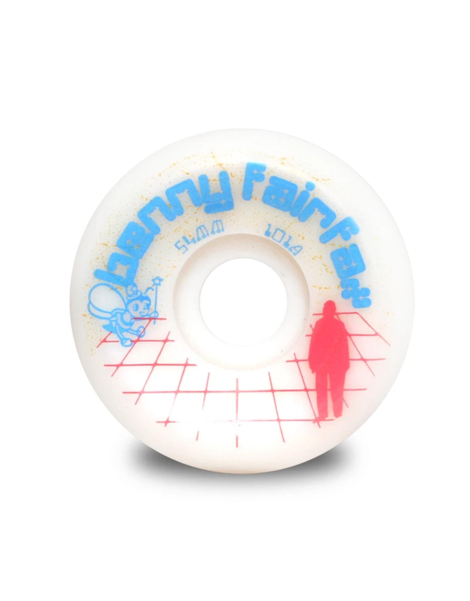 Wayward Wheels Wayward - Funnel Cut 101a - Benny Fairfax PRO 54mm