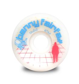 Wayward Wheels Wayward - Funnel Cut - Benny Fairfax PRO 54mm