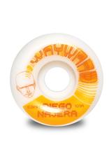 Wayward Wheels Wayward - Funnel Cut 101a - Diego Najera PRO 52mm