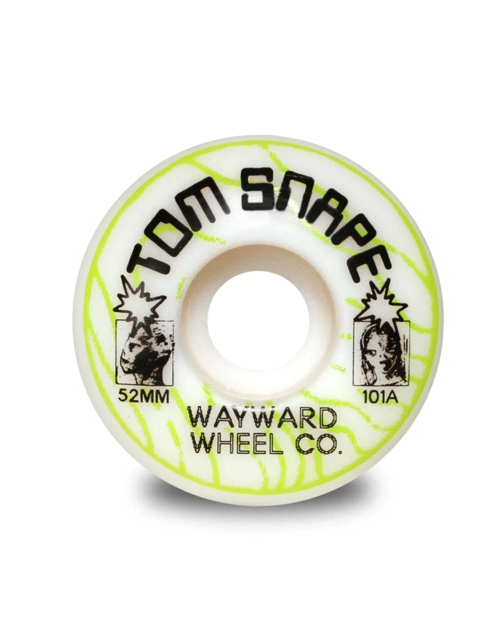 Wayward Wheels Wayward - Classic 101a - Tom Snape PRO 52mm