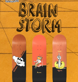 BAKER SKATEBOARDS BAKER - Brainstorm PRO Model Decks