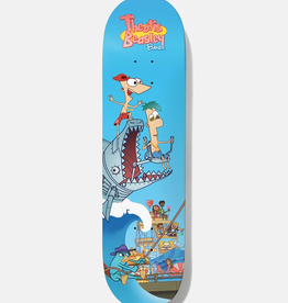 BAKER SKATEBOARDS BAKER- Theotis Step Brothers Deck 8.0
