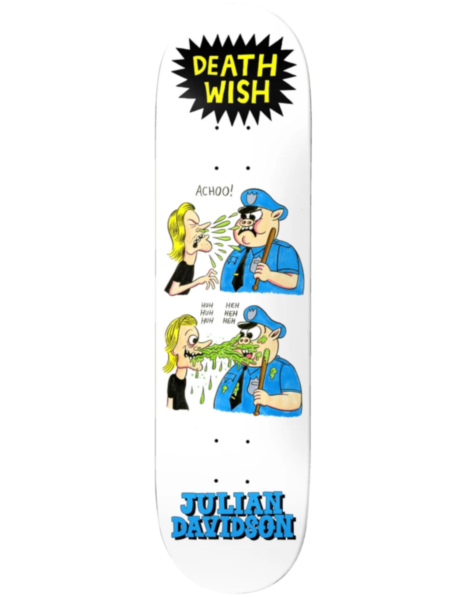 Deathwish Skateboards DEATHWISH- 2020 Quarantine PRO MODEL Decks