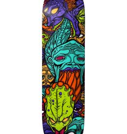 Deathwish Skateboards DEATHWISH- Neen Spew 3 TWIN Deck 8.125